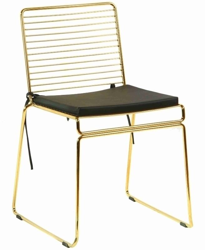 Krzesło ROD SOFT GOLD - welur, podstawa złota