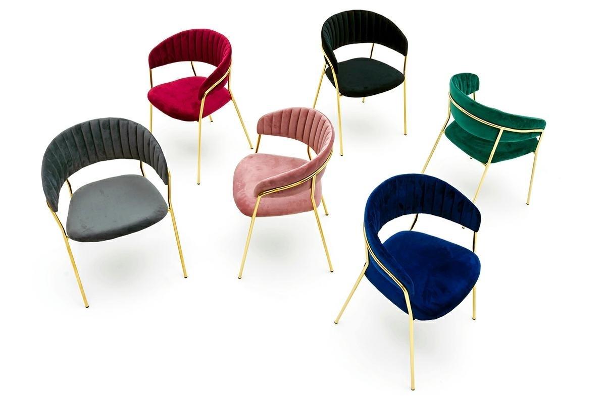 Krzesło MARGO cimny szary - zdjęcie nr 10