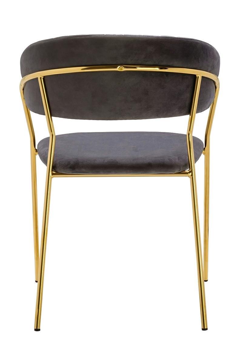 Krzesło MARGO cimny szary - zdjęcie nr 3