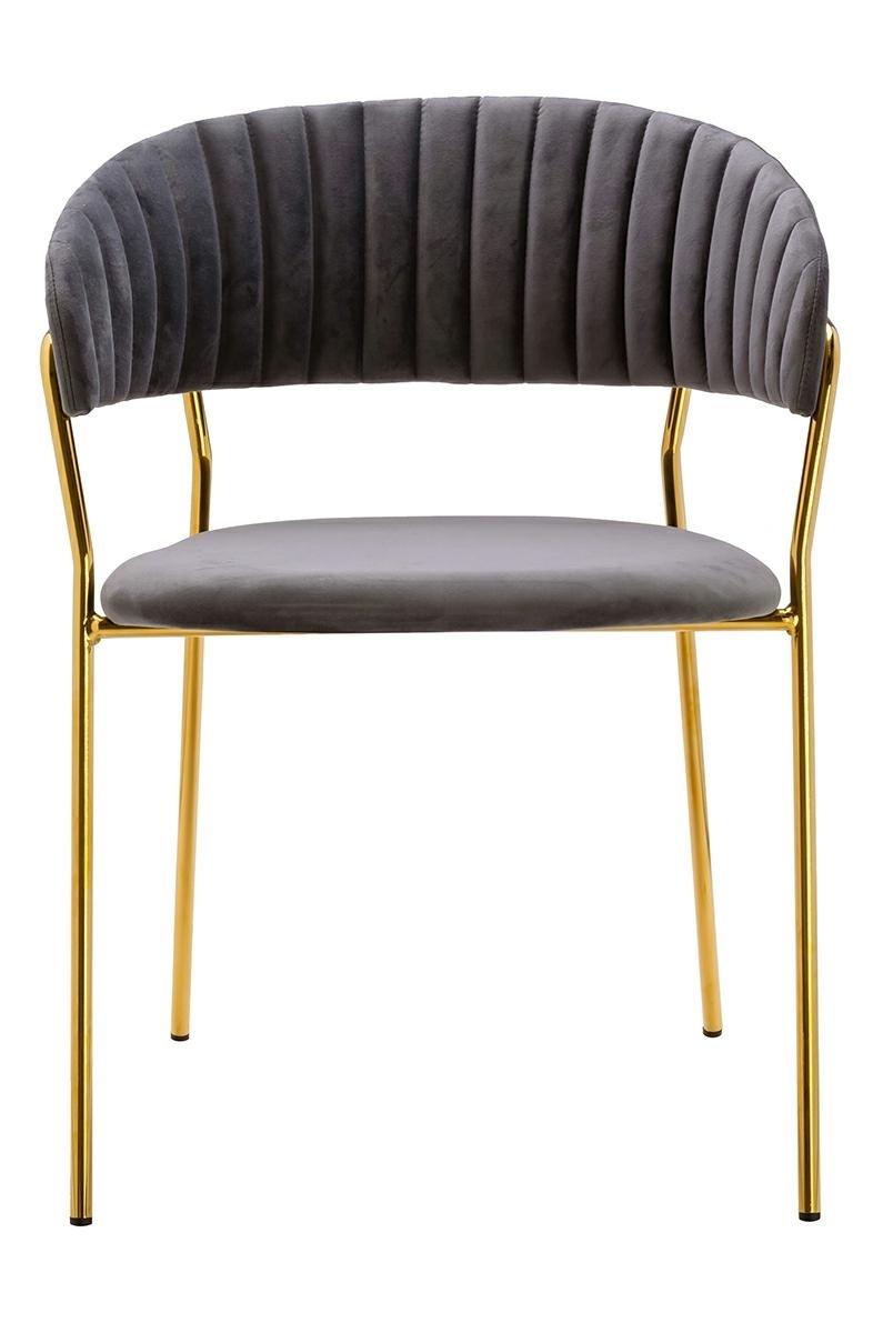 Krzesło MARGO cimny szary - zdjęcie nr 4