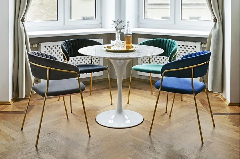 Krzesło MARGO zielone - zdjęcie nr 17