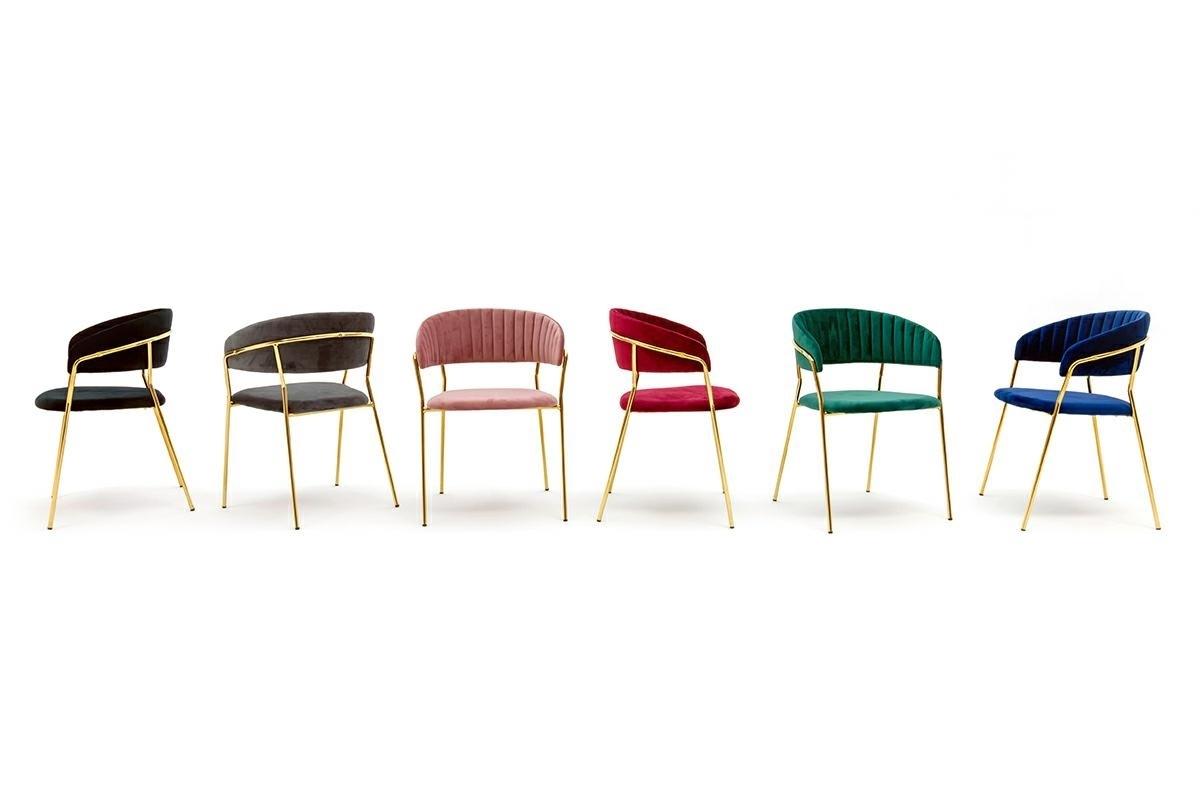 Krzesło MARGO czarne - zdjęcie nr 12