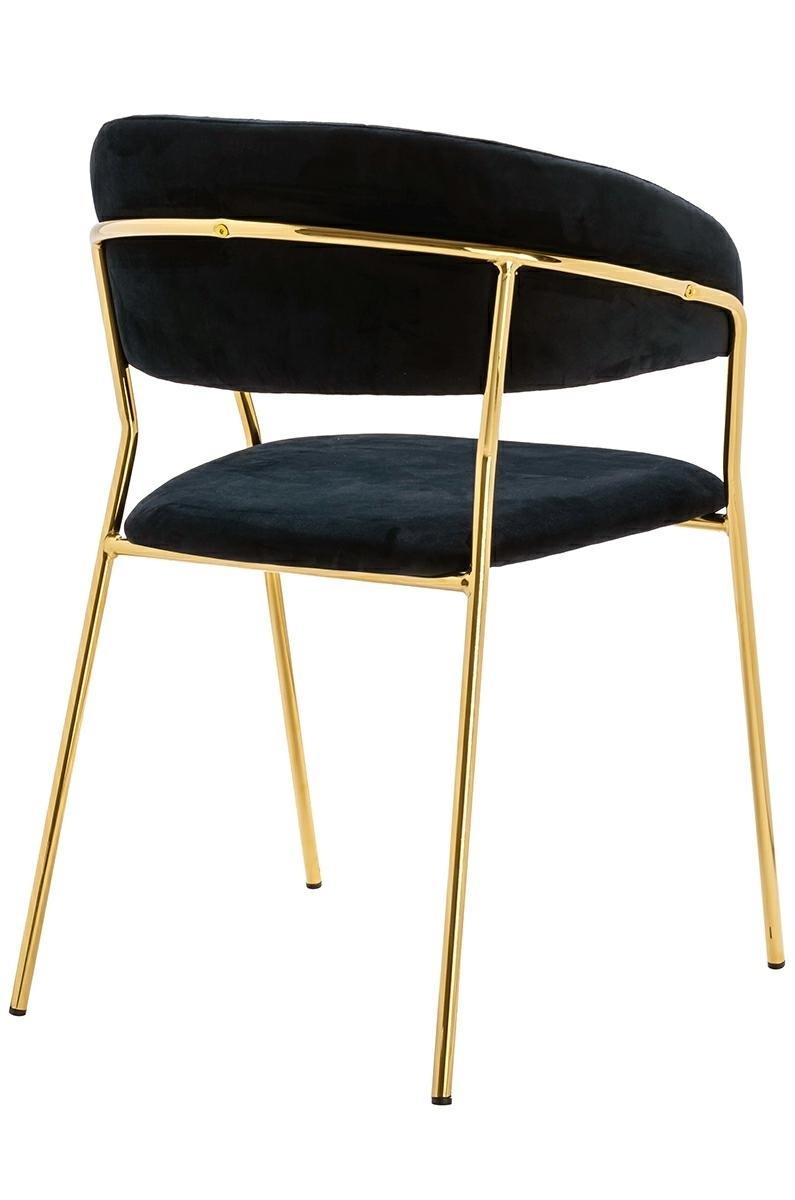 Krzesło MARGO czarne - zdjęcie nr 2