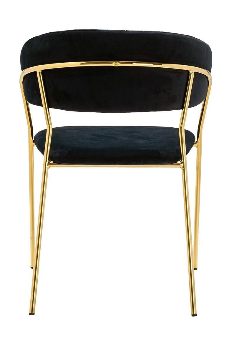 Krzesło MARGO czarne - zdjęcie nr 3