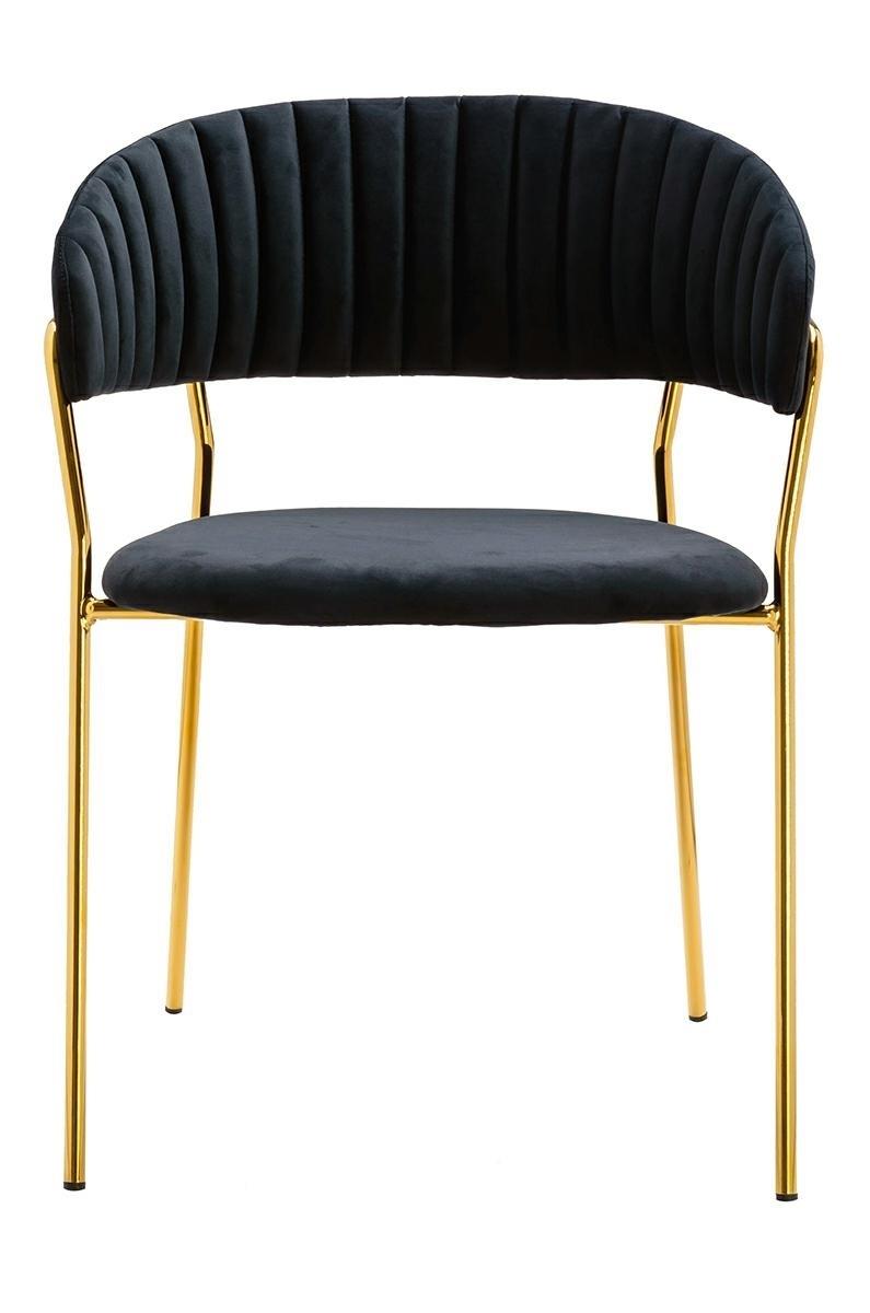 Krzesło MARGO czarne - zdjęcie nr 4