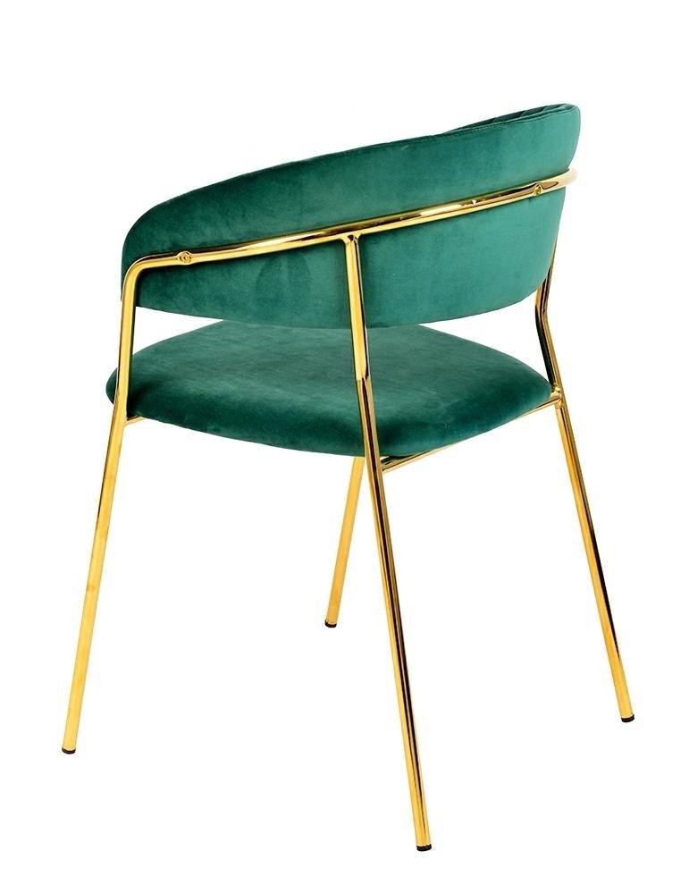 Krzesło MARGO zielone - zdjęcie nr 6